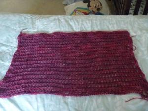 mini shawl