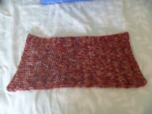 knitting board piece