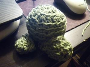 crochet something