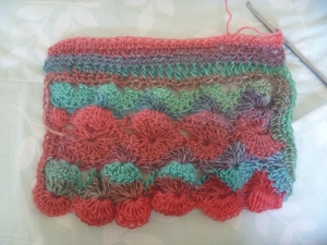 bottomof scarf