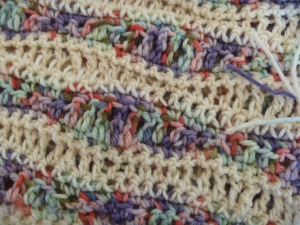 shawl/wrap stitches