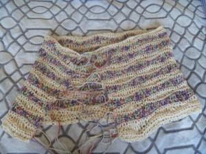 waves shawl or wrap