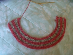 new knitting project