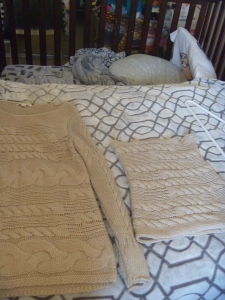 banana republic sweater three