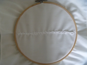 embroidery start