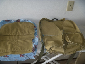 progress on backpack