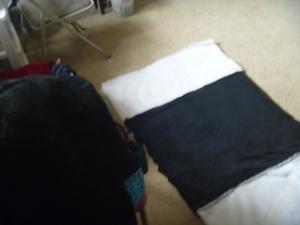 fake fur blanket 1