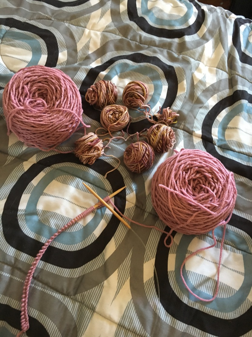 yarn bits