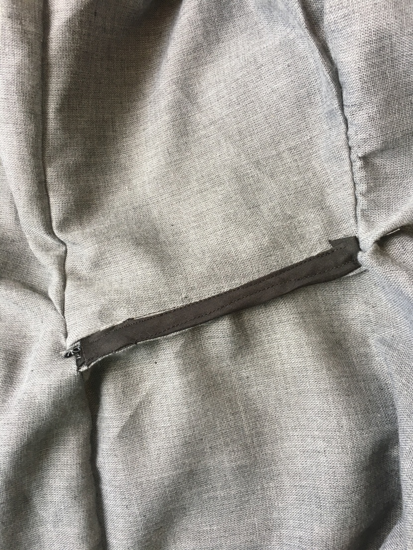 pocket inside of jacket