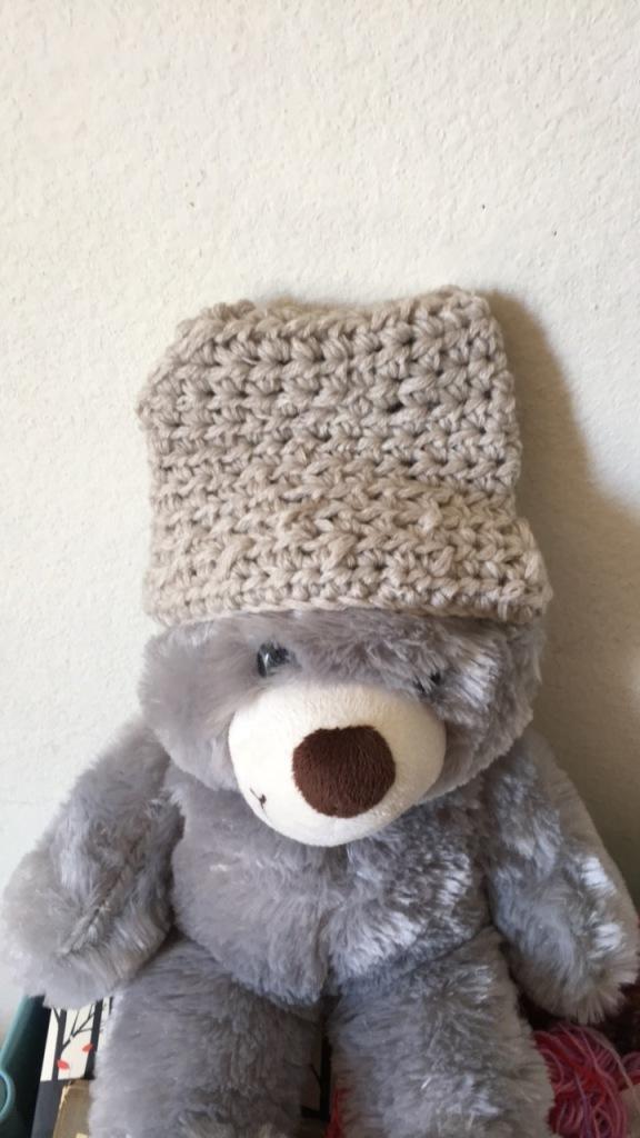 third baby hat attempt