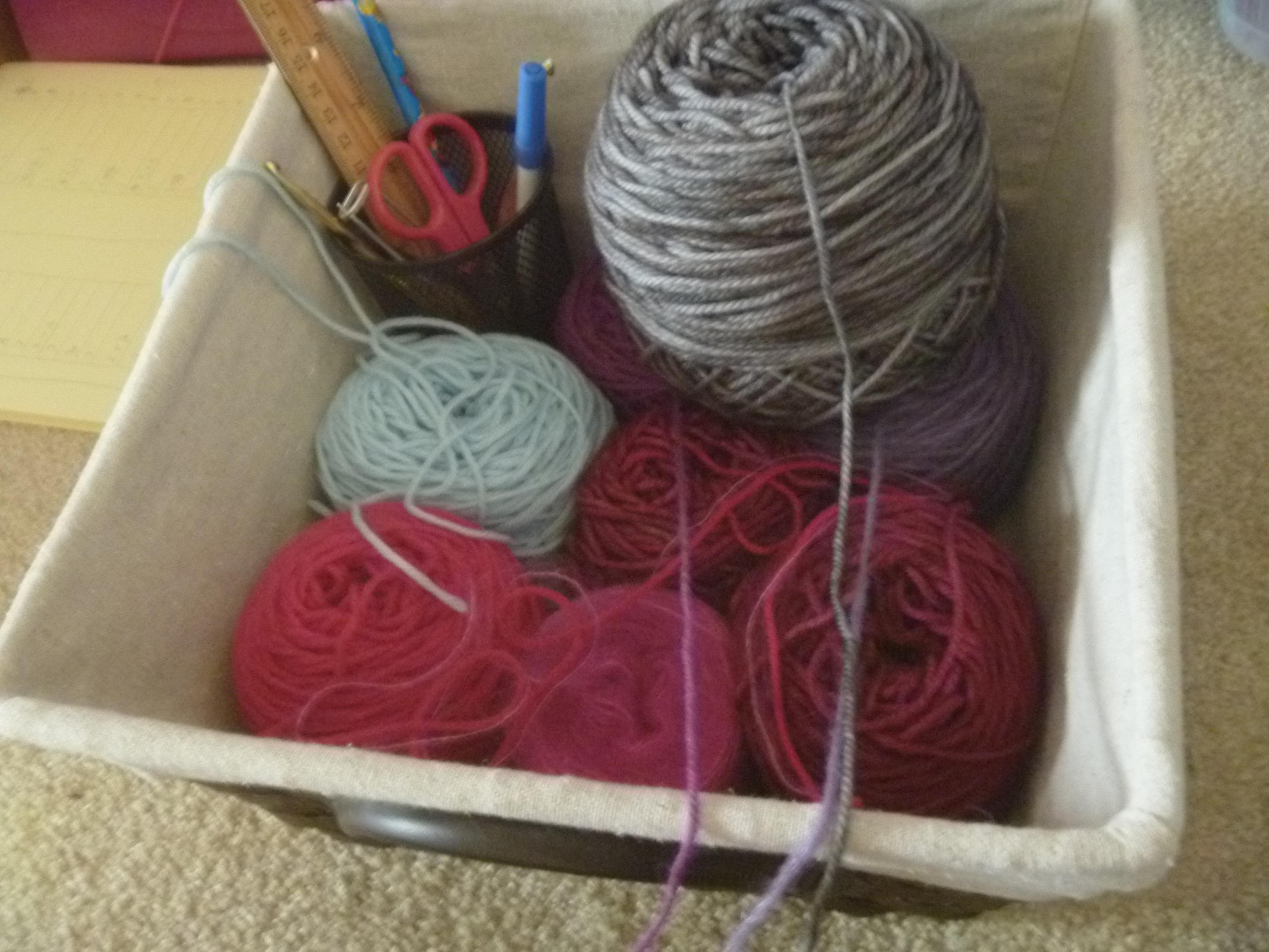 yarns used
