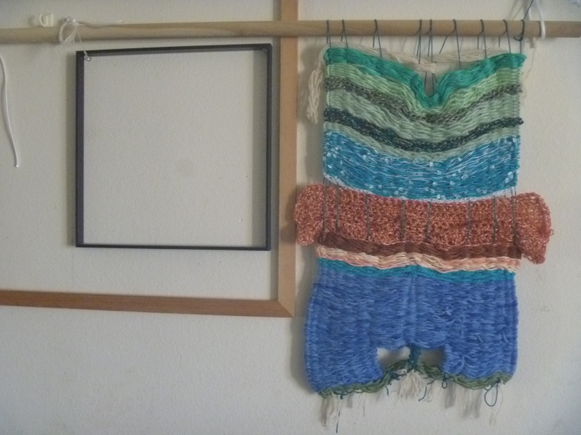 multicolour weaving