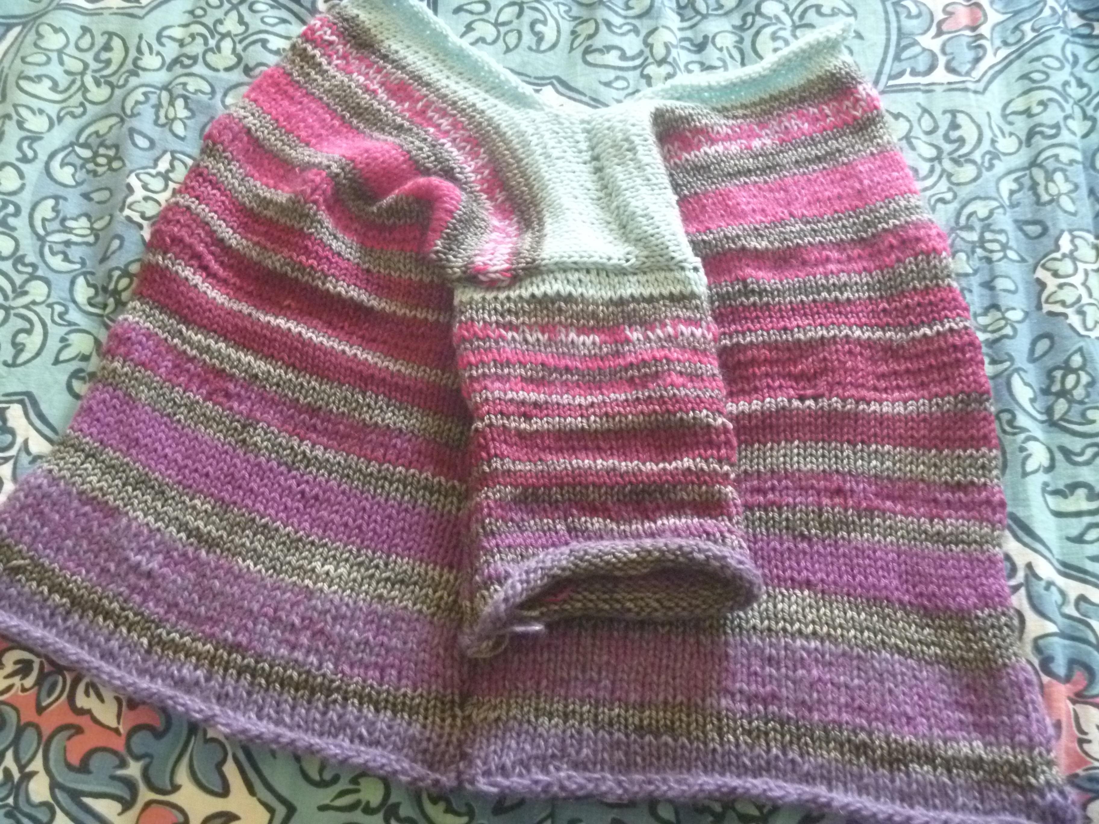 half the pullover